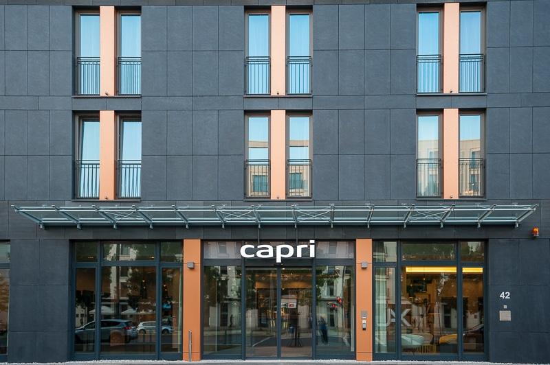 Capri by Fraser Hotel, Frankfurt