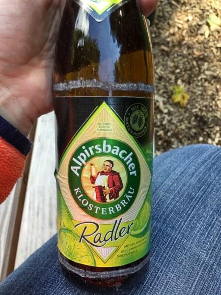 Radler - Alpirsbacher Klosterbräu