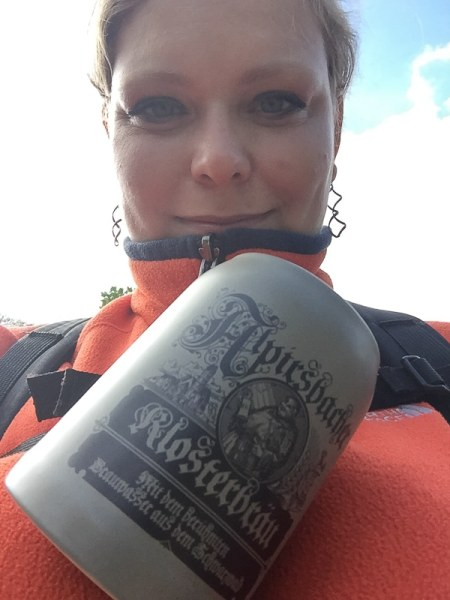 Der Bierkrug und ich