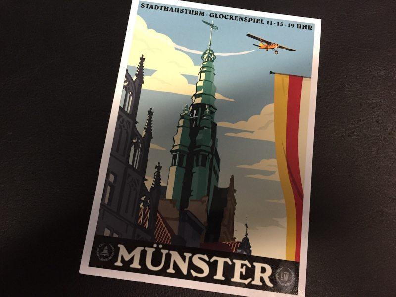 Stadthausturm, Münster #pcotw