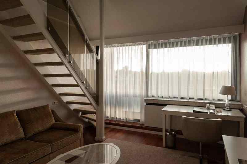 Suite im Crowne Plaza Hotel