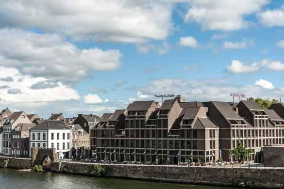Crowne Plaza Hotel Maastricht an der Maas