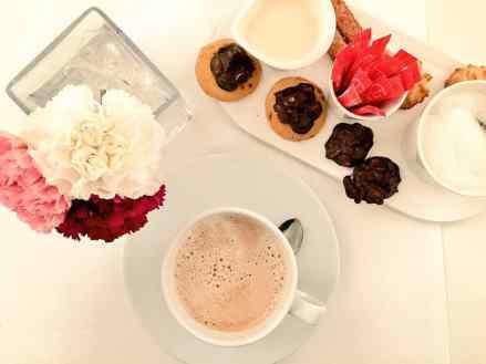 Kaffee - nötig nach einem guten Essen