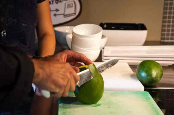 How to prepare a Mango