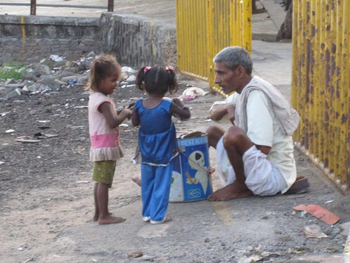 Eisverkäufer in Mumbai