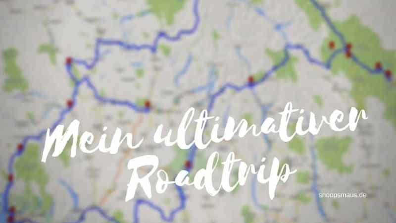 ultimativer Roadtrip Cover