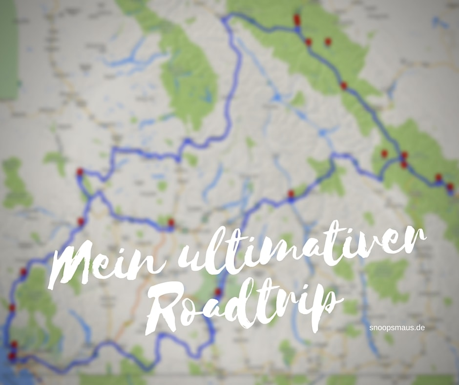 Mein ultimativer Roadtrip durch British Columbia und Alberta, Kanada