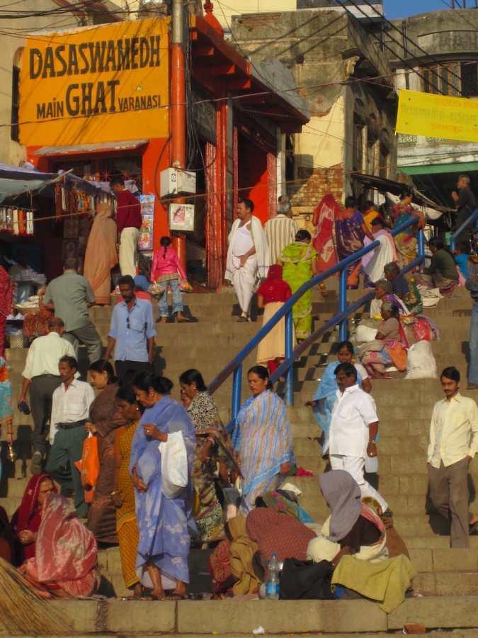 Dasaswamedh Gath, Varanasi