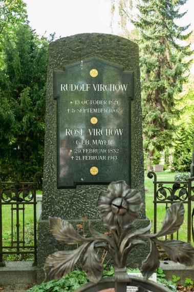 Grab der Familie Rudolf Virchow (Mediziner)