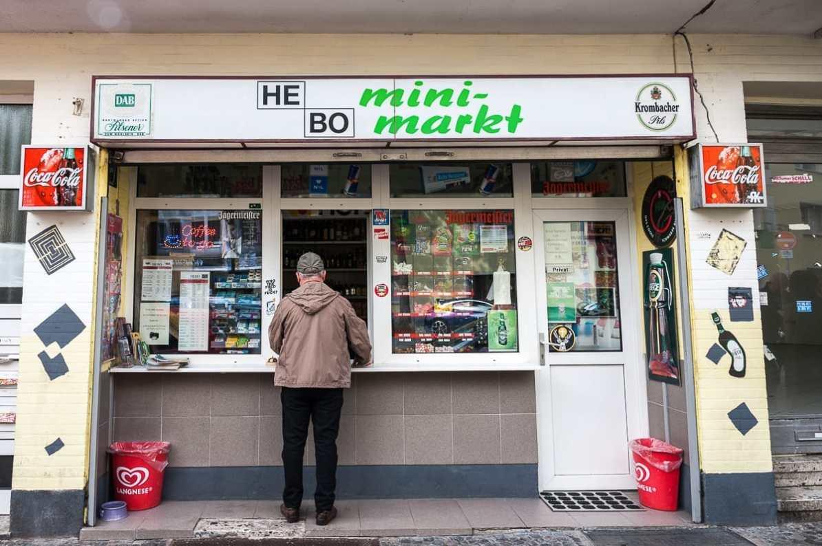 Kiosk in Ehrenfeld