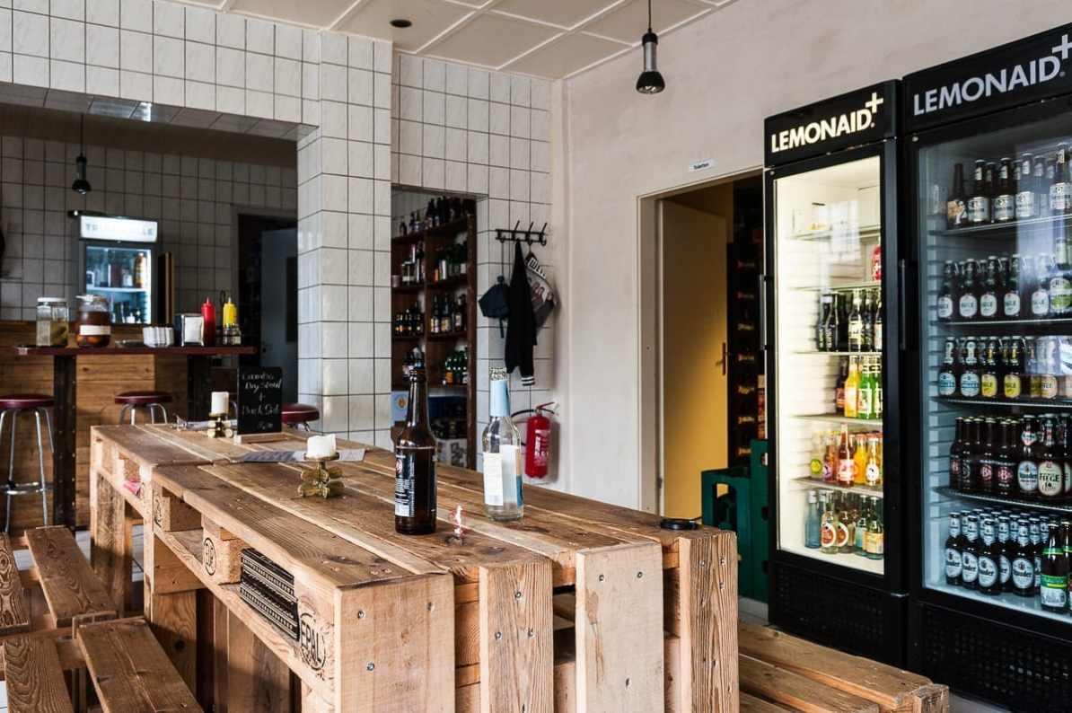 Trinkhalle und Bierbar in Bochum