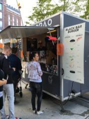 Weitere Street Food Markt Leckereien