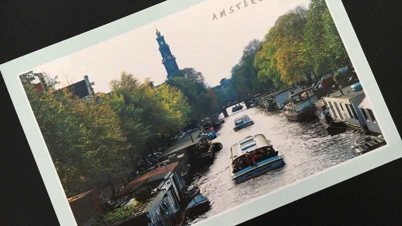 Postcard of the Week, Amsterdam