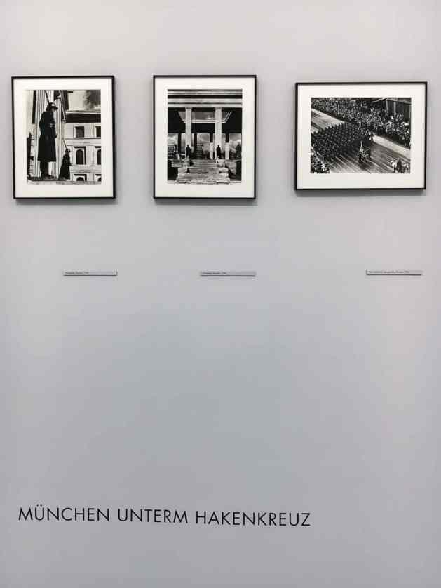 """Die kleine Serie """"München unterm Hakenkreuz"""" von Peter Keetman"""