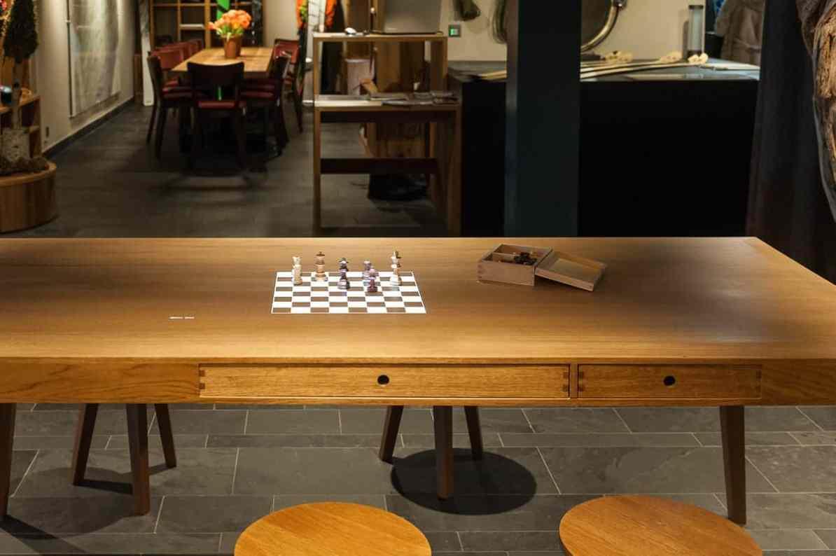 Interaktiver Tisch