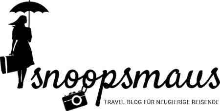 snoopsmaus Logo voll schwarz