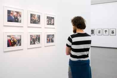 einzigartige Farbfotos von Garry Winogrand - Weltpremiere im NRW-Forum
