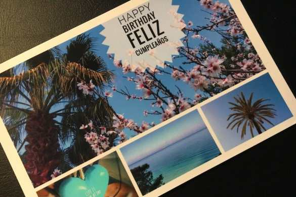 Postcard of the Week: Mallorca, Spanien