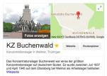 Google: Du kannst ein KZ mit einem gelben Stern markieren... wait, what?!