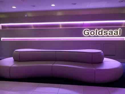 Goldsaal Westfalenhallen Dortmund