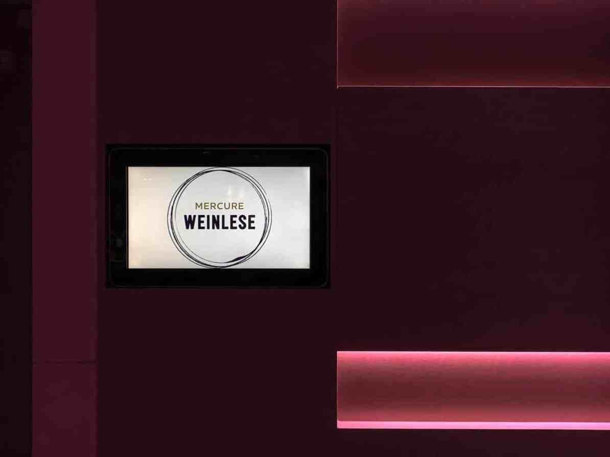 Mercure Weinlese im Goldsaal, Westfalenhallen