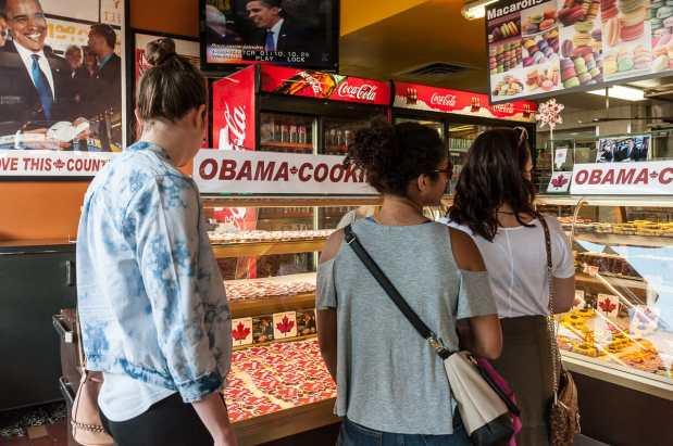 Obama-Kekse
