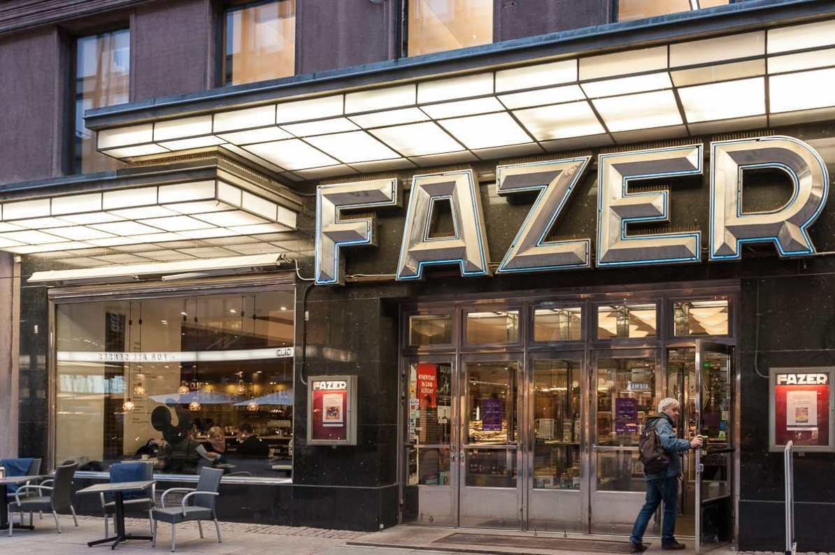 Karl Fazer-Café