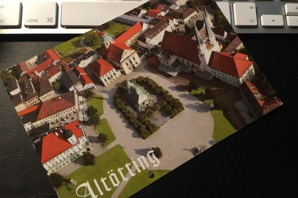 Postcard of the Week: Altötting