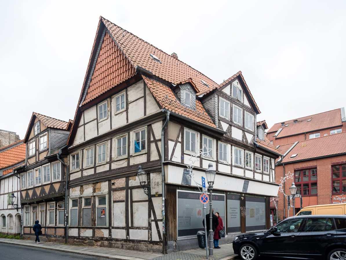 Das älteste inschriftlich datierte Fachwerkhaus Deutschlands