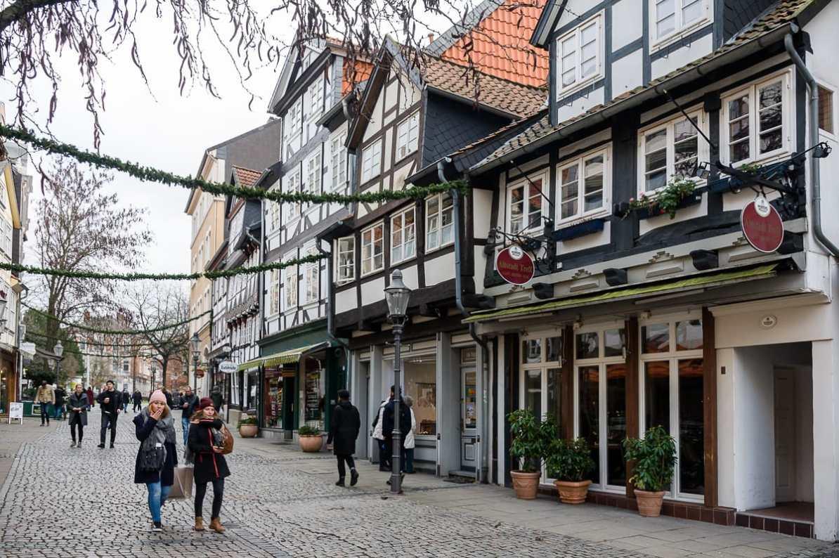 Weihnachtsmarkt Braunschweig Ein Bummel Durch Die Löwenstadt
