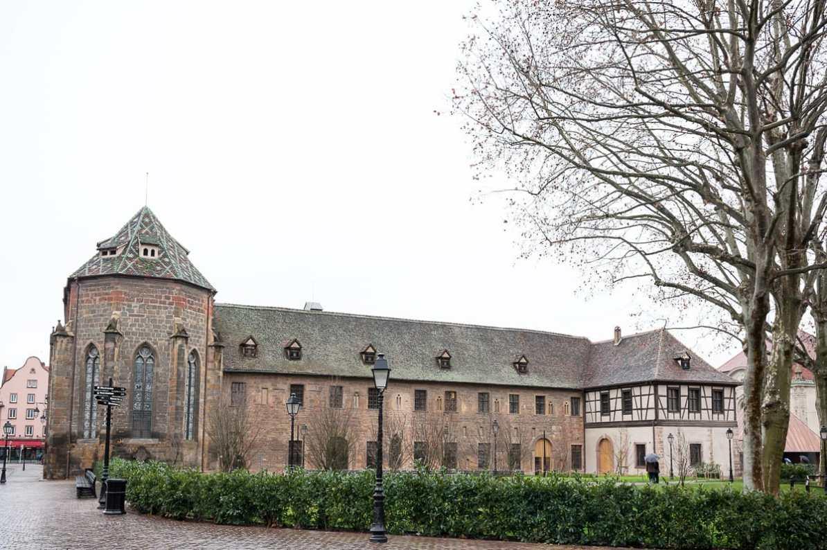 Musée Unterlinden - ein altes Kloster