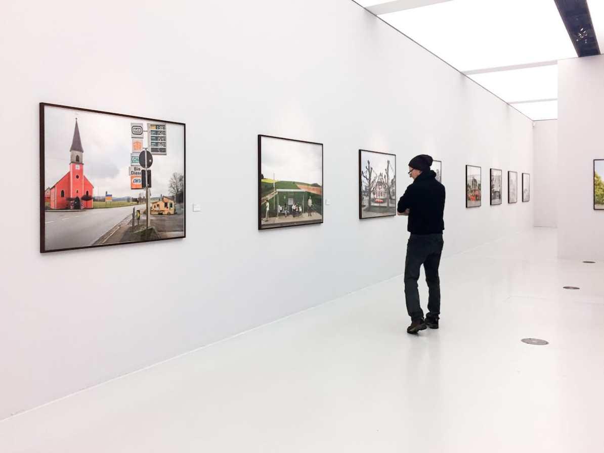 """Werkschau """"Die zweite Heimat"""" von Peter Bialobrzeski"""