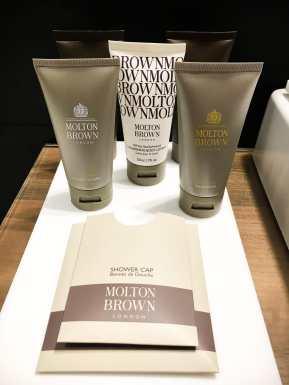 Amenities von Molton Brown, London