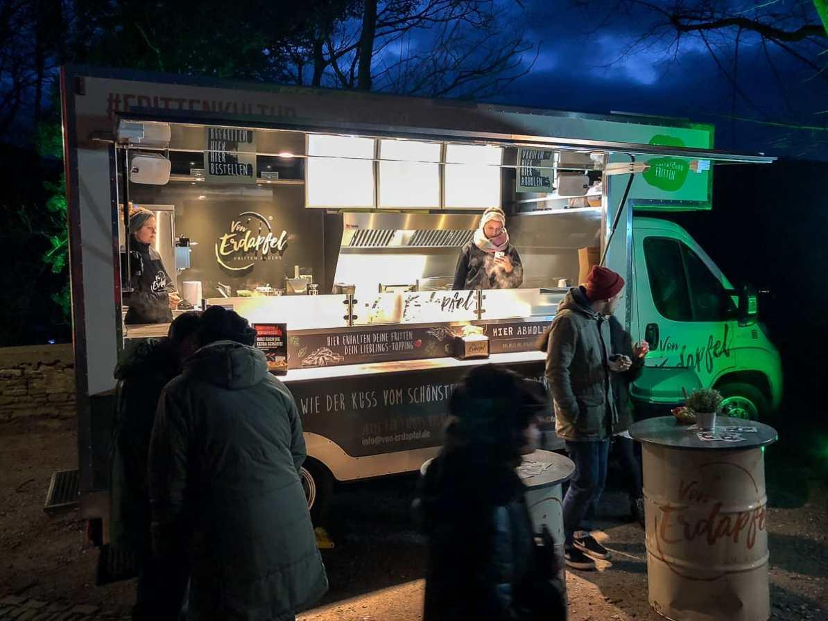 """Food Truck """"Von Erdapfel"""" aus Gießen"""