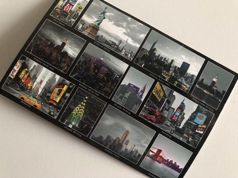 Postcard of the Week: New York City, USA