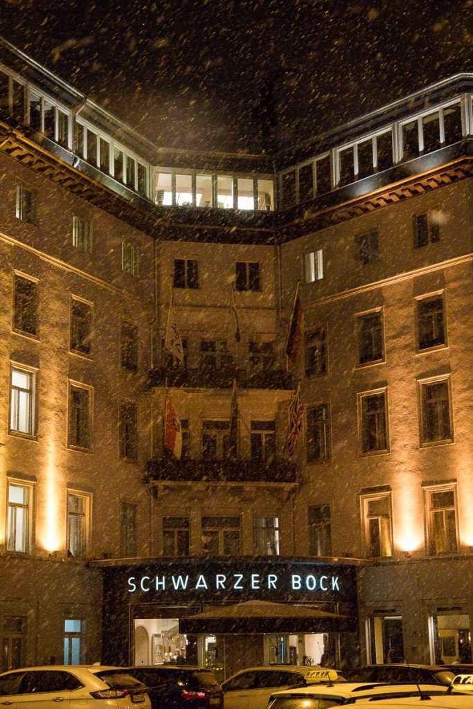 Hotel Schwarzer Bock - Deutschlands ältestes Hotel