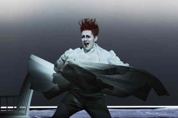 Der Sandmann, Düsseldorfer Schauspiel, Foto: Lucie Jansch