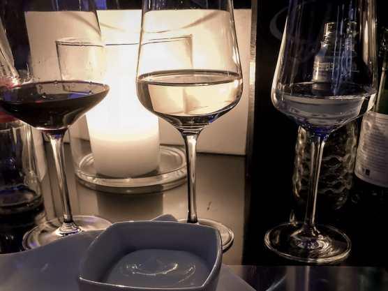 Wein Pairing inklusive