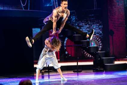 Fantissima ist voller talentierter Tänzer
