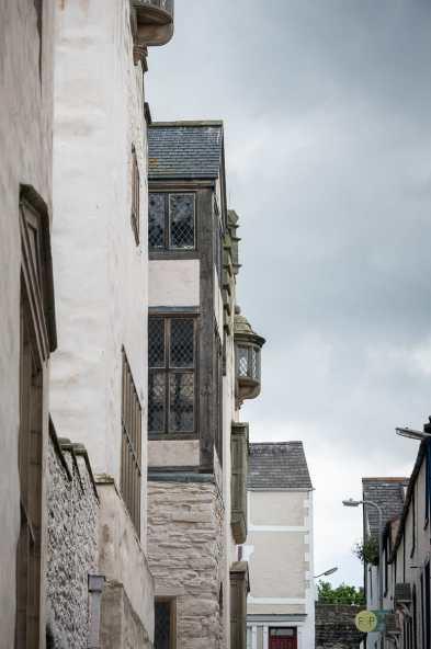 Plas Mawr - ein ganzer Häuserblock