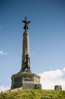 Kriegsdenkmal zu Ehren der Gefallenen im ersten und zweiten Weltkrieg