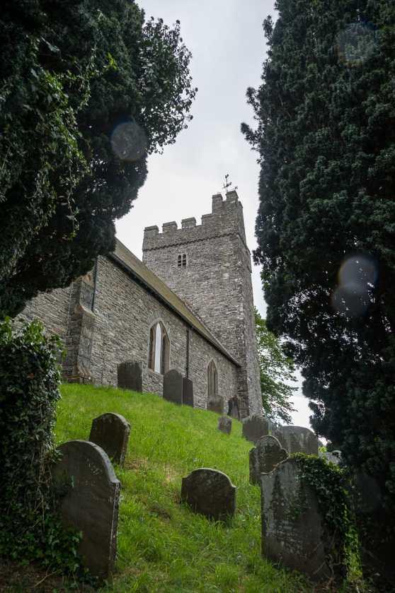 St. Caron, Tregaron
