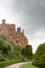 Powis Castle und seine beeindruckenden Gärten