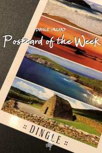 Postcard of the Week - Roadtrip durch Irland mit Stopp in Dingle