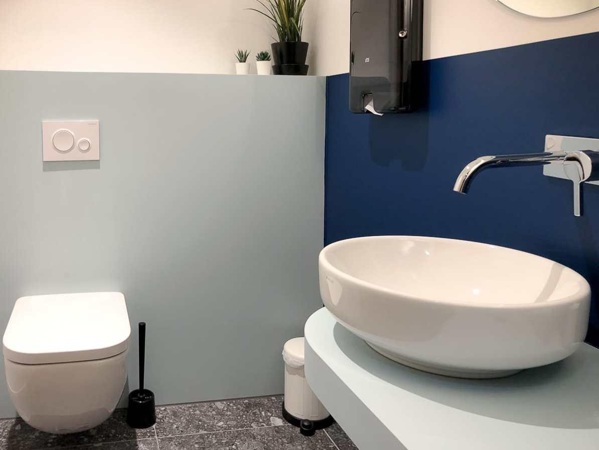 private Toilette