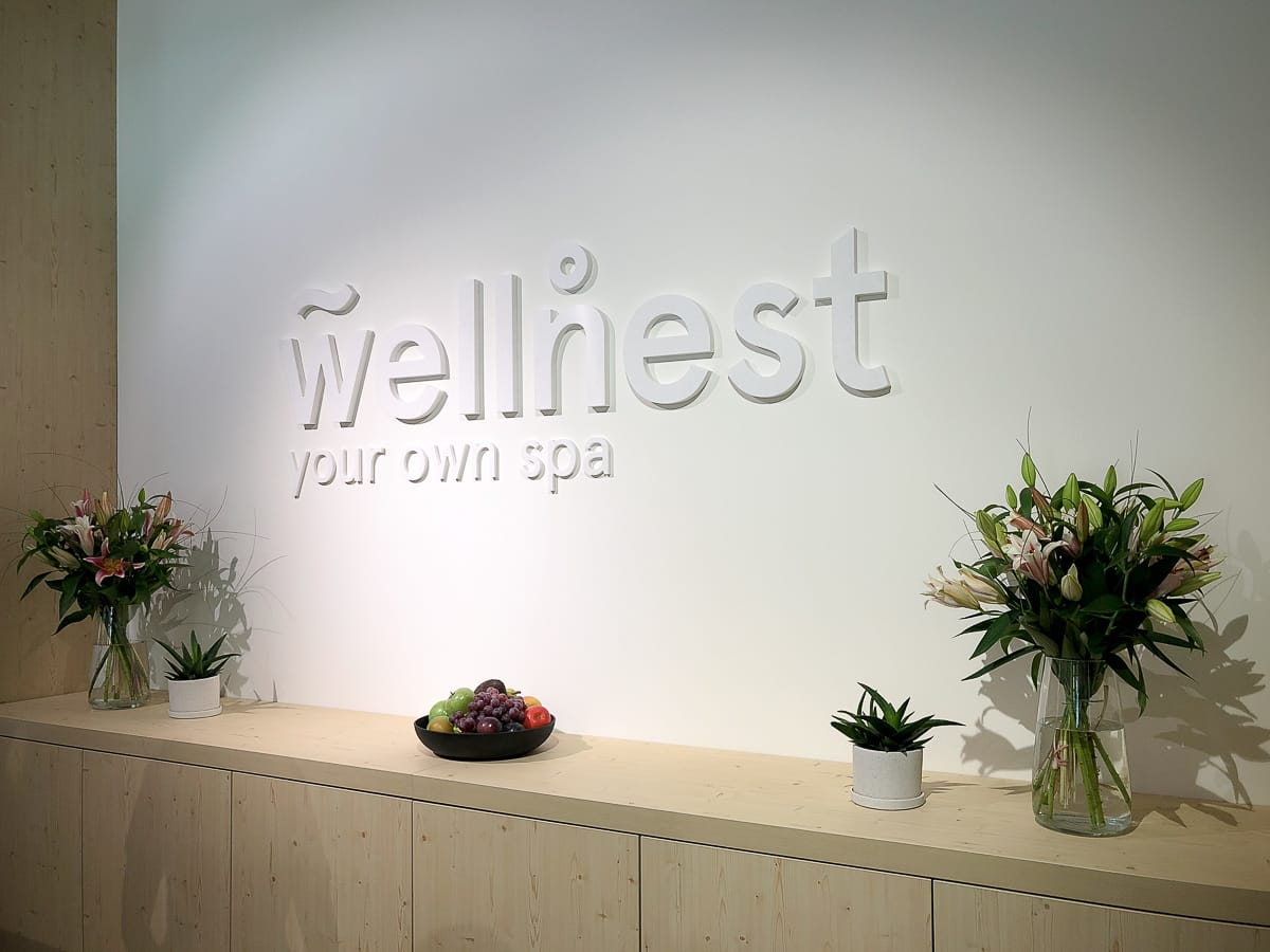 wellnest - your own spa