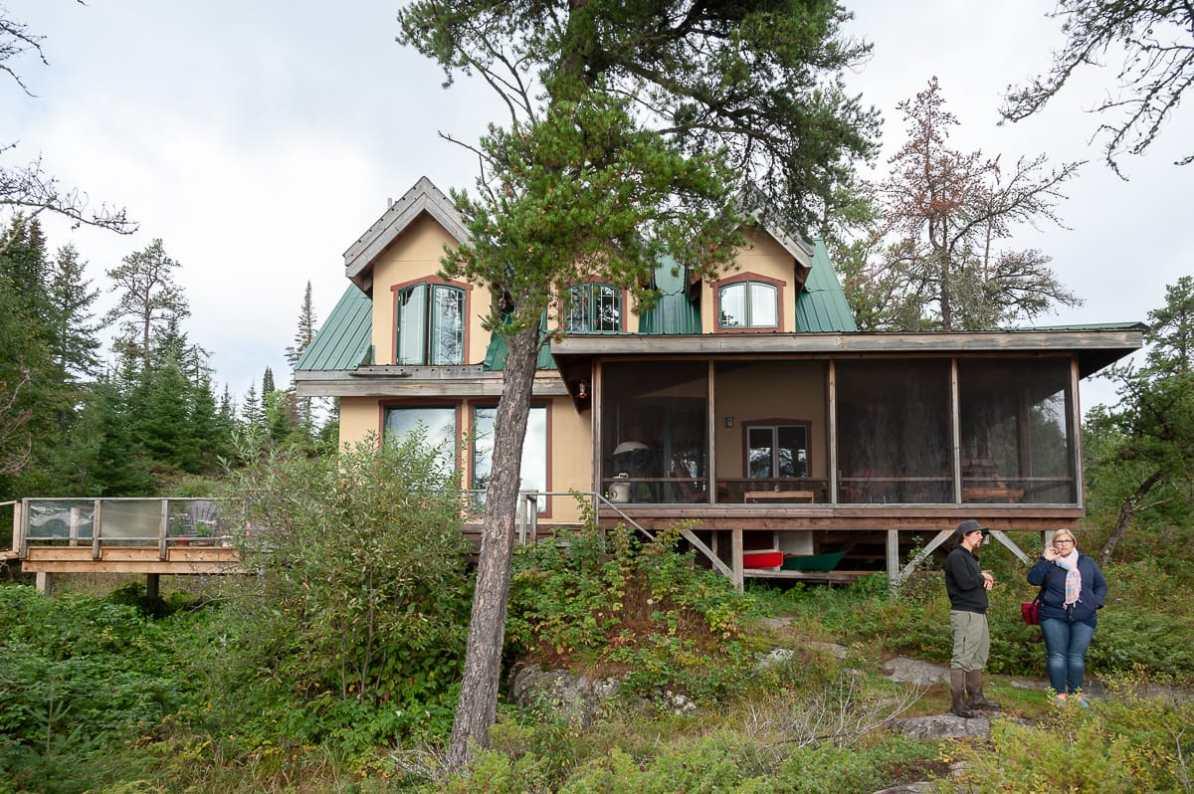 Juniper Cabin, High Lake Eco Cabin