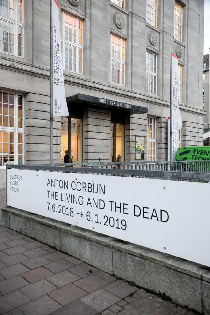 The Living and The Dead - noch bis 6.1.2019 im Bucerius Kunst Forum