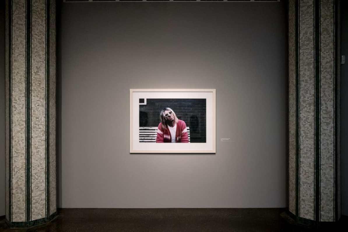 a.corbain - Crobijn als Kurt Corbain