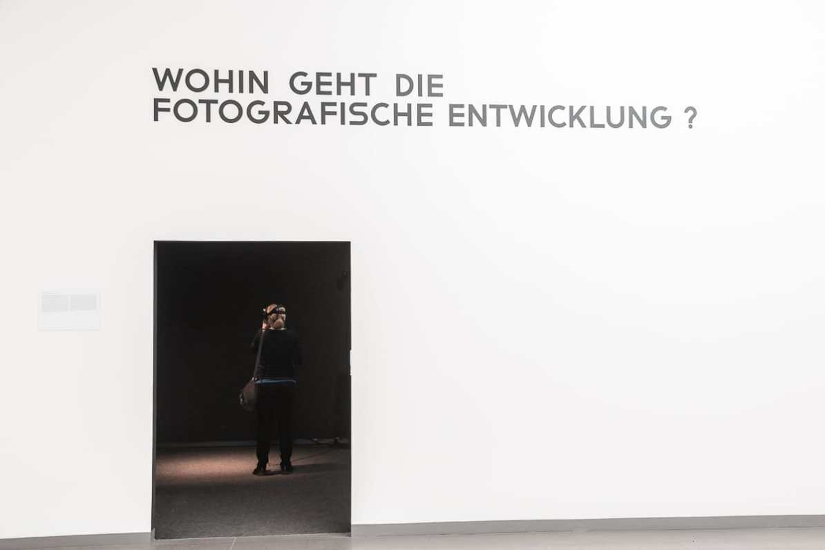 Wohin geht die fotografische Entwicklung?